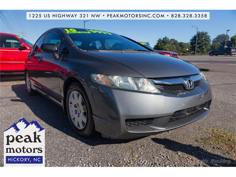 2010 Honda Civic DX-VP for sale by dealer