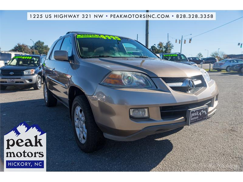 2004 Acura MDX Touring for sale by dealer