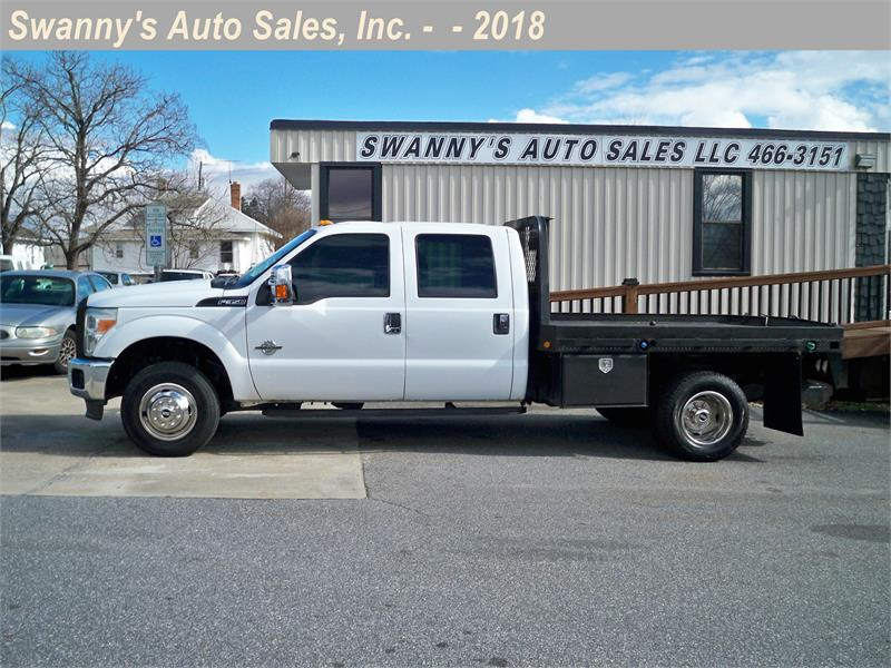 2011 FORD F350 SUPER DUTY for sale by dealer
