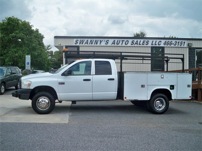 2008 DODGE RAM 3500 ST for sale by dealer