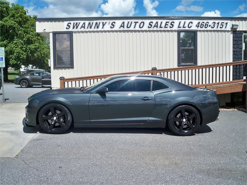 2013 CHEVROLET CAMARO SS for sale by dealer