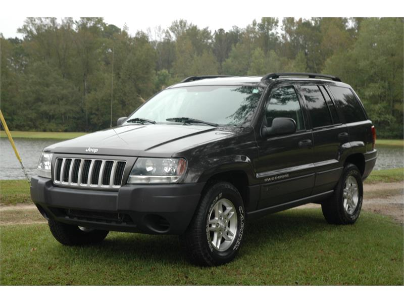 Delightful 2004 JEEP GRAND CHEROKEE LAREDO For Sale By Dealer