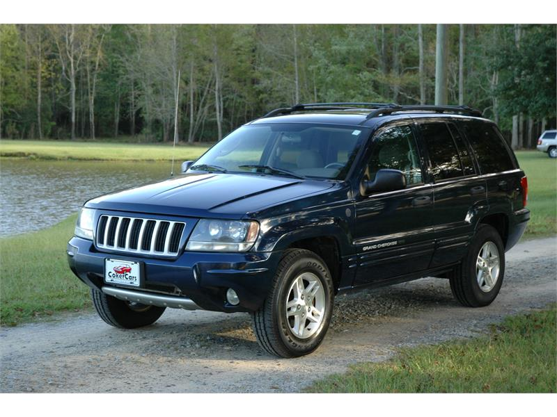2004 Jeep Grand Cherokee Laredo 4WD for sale by dealer