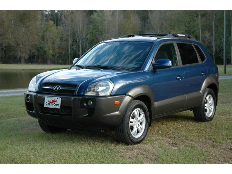 2006 Hyundai Tucson GLS 2.7 2WD for sale in Greenville
