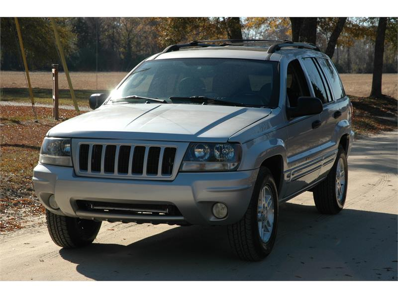 2004 Jeep Grand Cherokee Laredo 4WD for sale in Greenville