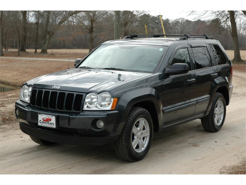 2007 Jeep Grand Cherokee Laredo 4WD for sale by dealer