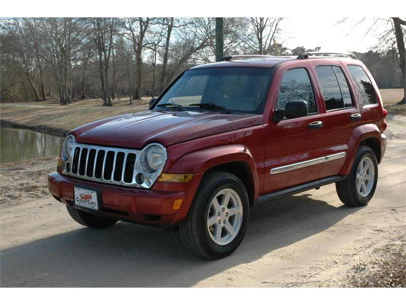 2007 jeep liberty limited 2wd for sale in greenville. Black Bedroom Furniture Sets. Home Design Ideas