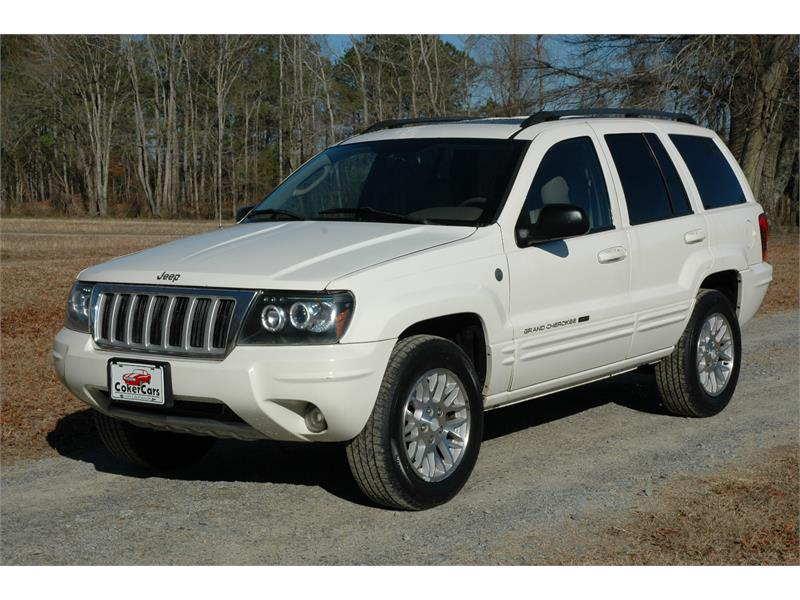 2004 Jeep Grand Cherokee Limited 4WD for sale in Greenville