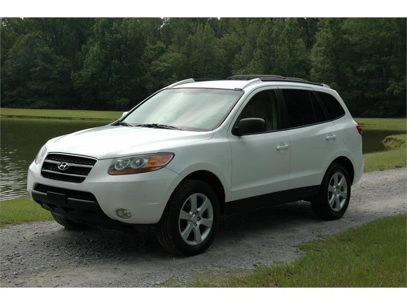 2009 Hyundai Santa Fe Limited for sale in Greenville