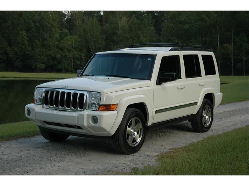 2010 Jeep Commander Sport RWD for sale in Greenville