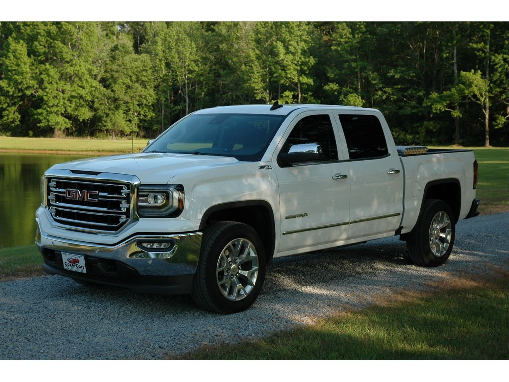 2018 GMC Sierra 1500 SLT Crew Cab Short Box 4WD for sale by dealer