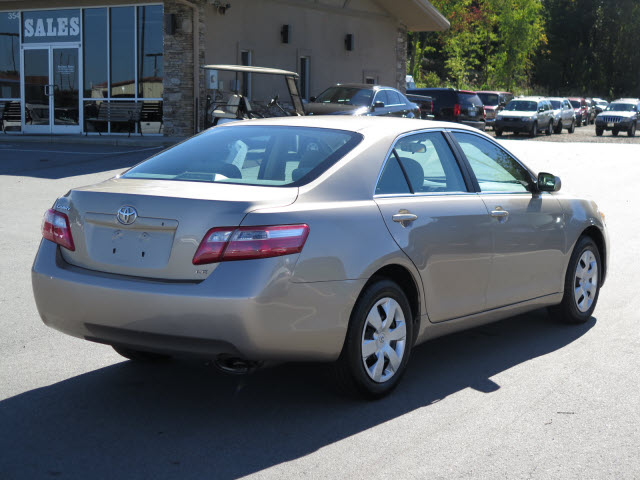 2007 toyota camry le for sale in asheville. Black Bedroom Furniture Sets. Home Design Ideas