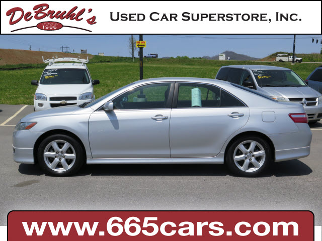 2007 Toyota Camry SE V6 for sale by dealer