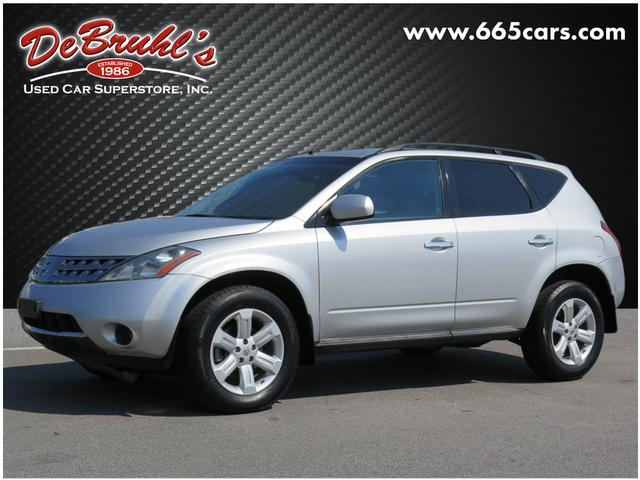2007 Nissan Murano S for sale by dealer