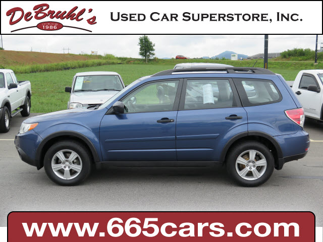 2011 Subaru Forester 2.5X for sale by dealer
