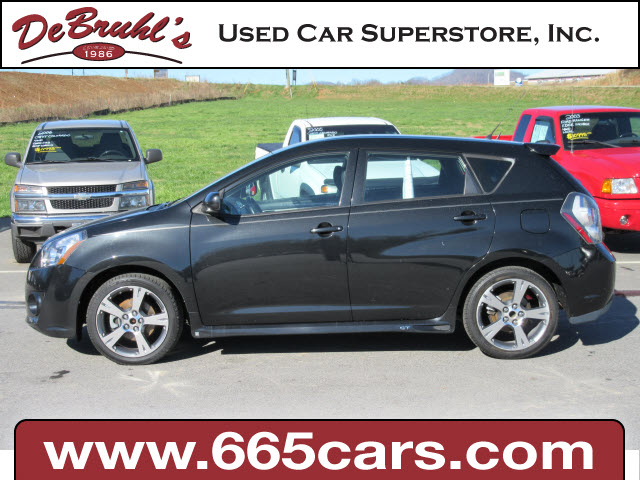 2009 Pontiac Vibe GT for sale by dealer