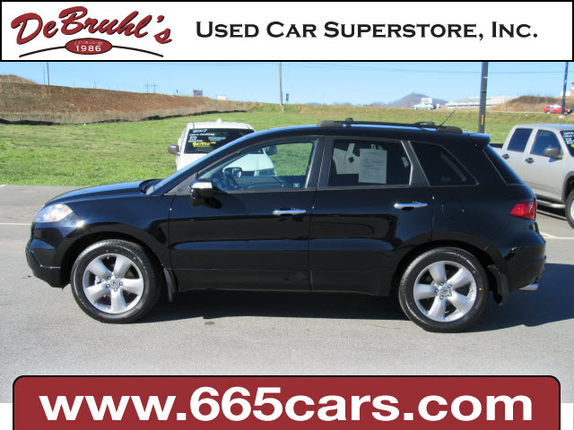 2008 Acura RDX SH-AWD w/Tech for sale!