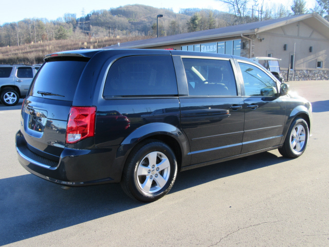 Model Used Dodge Grand Caravan SE 2010 For Sale In Asheville NC  P01578A