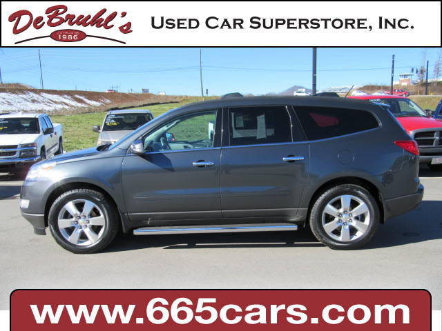 2011 Chevrolet Traverse LT for sale by dealer