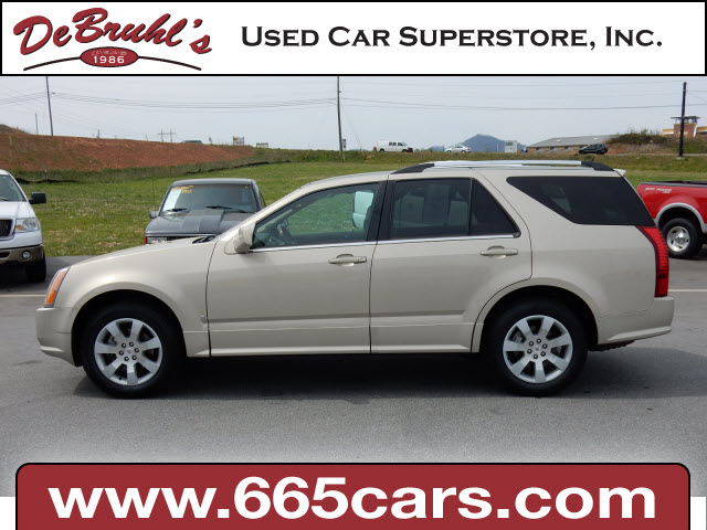 2008 Cadillac SRX V8 for sale by dealer