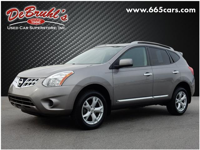 2011 Nissan Rogue SV for sale by dealer