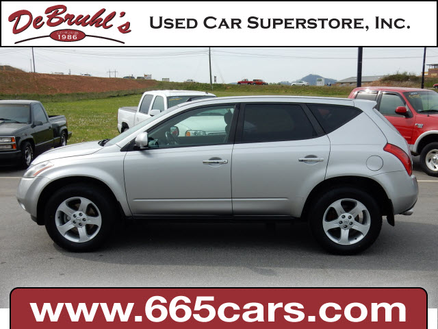2004 Nissan Murano SL for sale by dealer