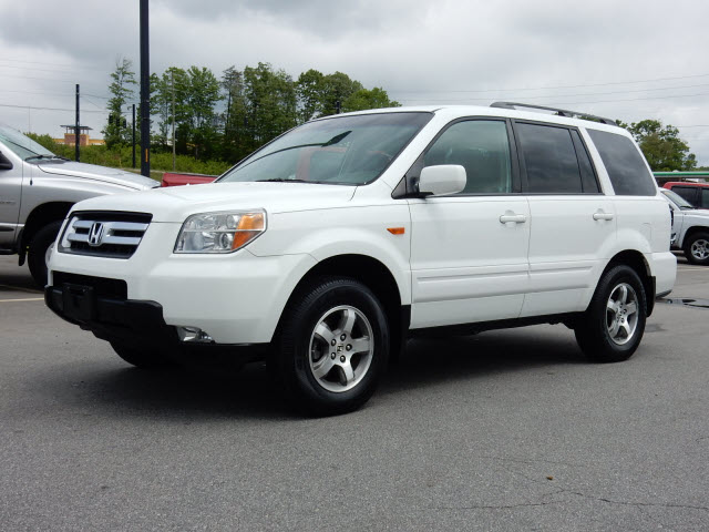 2006 honda pilot ex l for sale in asheville. Black Bedroom Furniture Sets. Home Design Ideas