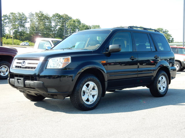 2006 honda pilot lx for sale in asheville. Black Bedroom Furniture Sets. Home Design Ideas