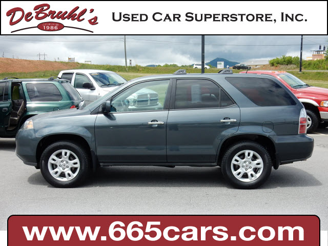 2006 Acura MDX for sale by dealer