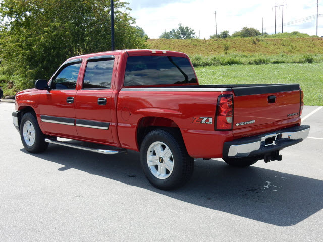 2005 chevrolet silverado 1500 z71 for sale in asheville. Black Bedroom Furniture Sets. Home Design Ideas