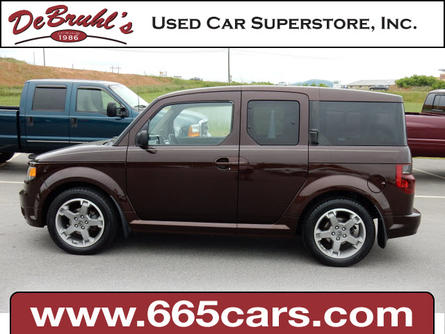 2008 honda element sc for sale in asheville. Black Bedroom Furniture Sets. Home Design Ideas