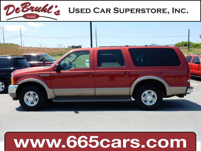 2001 Ford Excursion Limited for sale by dealer