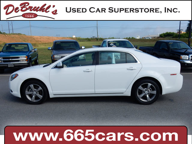 2011 Chevrolet Malibu LT for sale by dealer