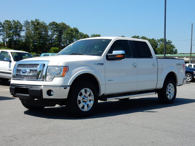 2011 ford f 150 lariat for sale in asheville. Black Bedroom Furniture Sets. Home Design Ideas