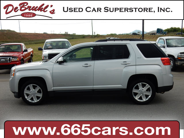 2010 GMC Terrain SLT-1 for sale!