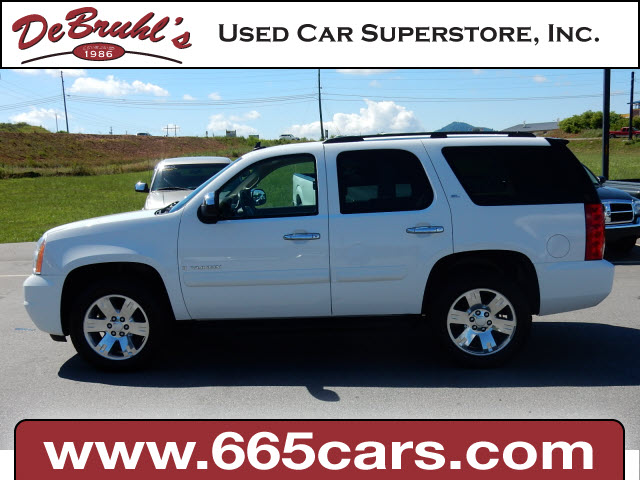 2007 GMC Yukon SLT for sale!