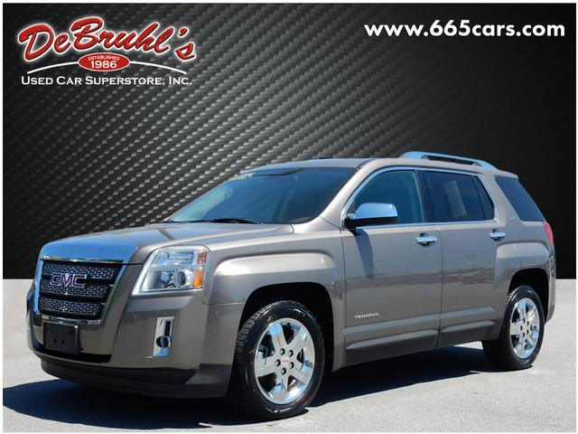 2011 GMC Terrain SLT-2 for sale by dealer
