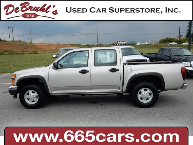 2007 Chevrolet Colorado LT for sale by dealer