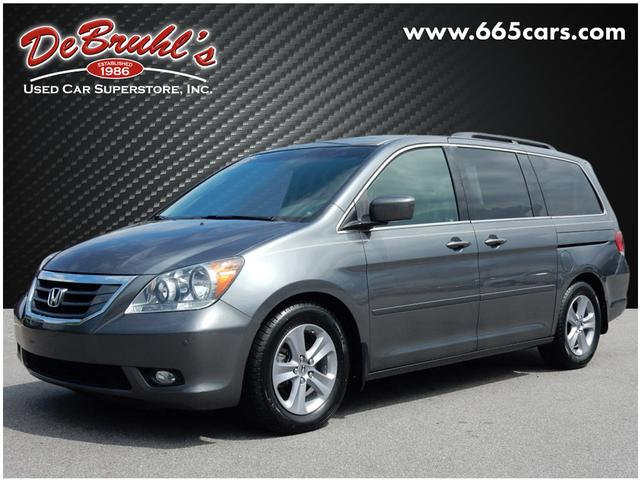 2010 honda odyssey touring for sale in asheville. Black Bedroom Furniture Sets. Home Design Ideas