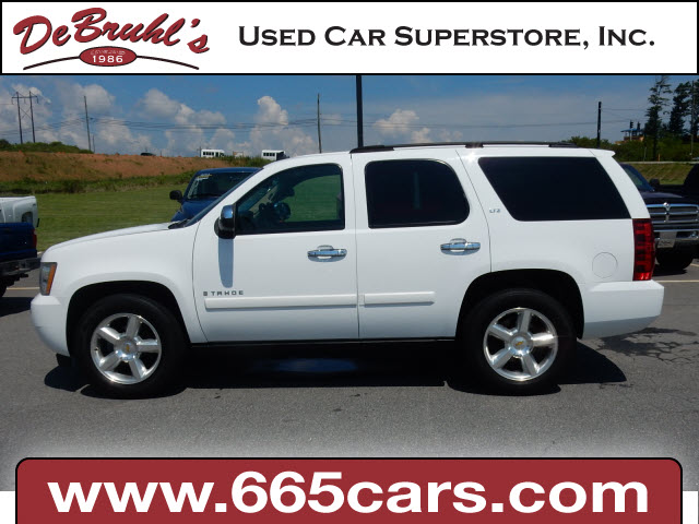 2007 Chevrolet Tahoe LTZ for sale by dealer
