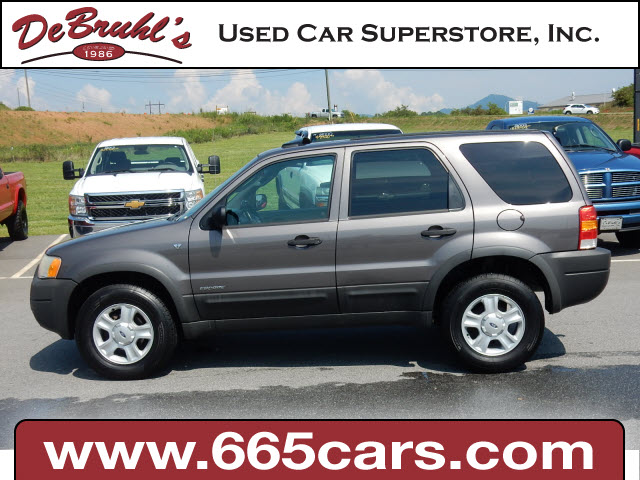 2002 Ford Escape XLT Choice for sale by dealer