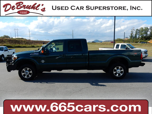 2011 Ford F-350 Super Duty Lariat for sale by dealer