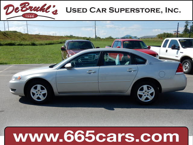 2007 Chevrolet Impala LS for sale by dealer