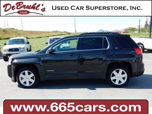 2010 GMC Terrain SLT-1 for sale by dealer