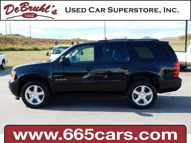 2007 Chevrolet Tahoe LT for sale!