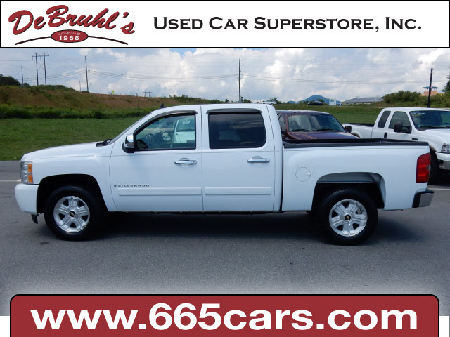 2007 Chevrolet Silverado 1500 LT1 for sale by dealer