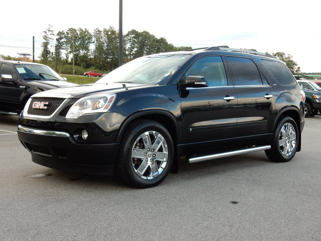 2010 gmc acadia slt 2 for sale in asheville. Black Bedroom Furniture Sets. Home Design Ideas