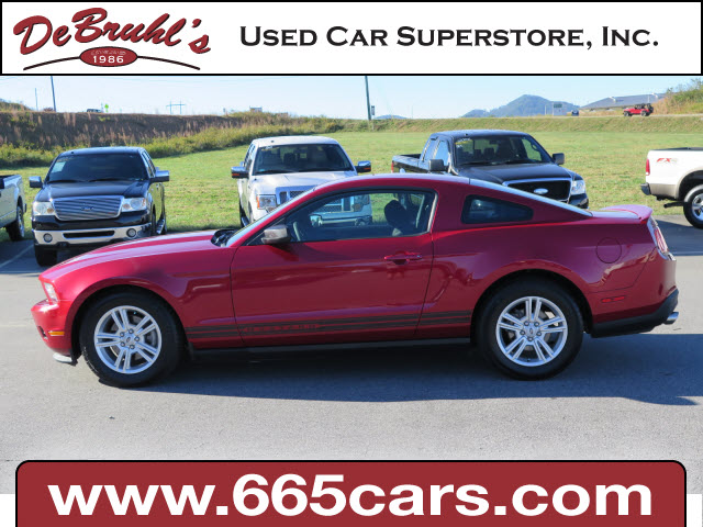 2011 Ford Mustang V6 for sale by dealer
