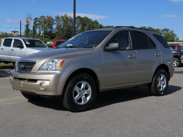 2006 kia sorento lx for sale in asheville. Black Bedroom Furniture Sets. Home Design Ideas