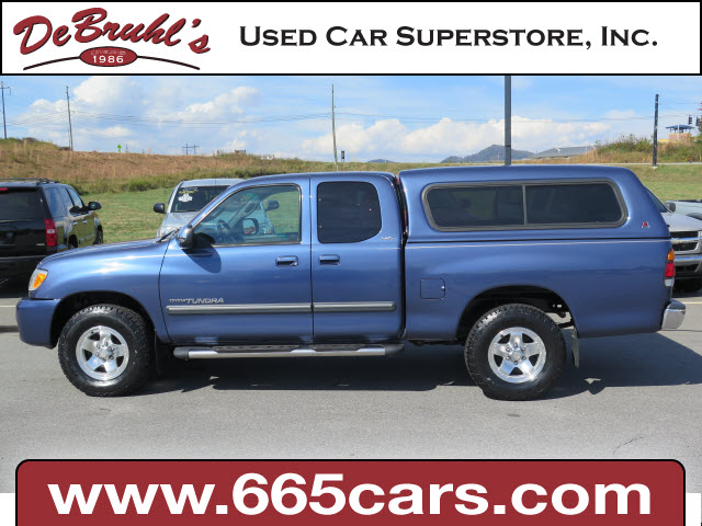 2004 Toyota Tundra SR5 for sale by dealer